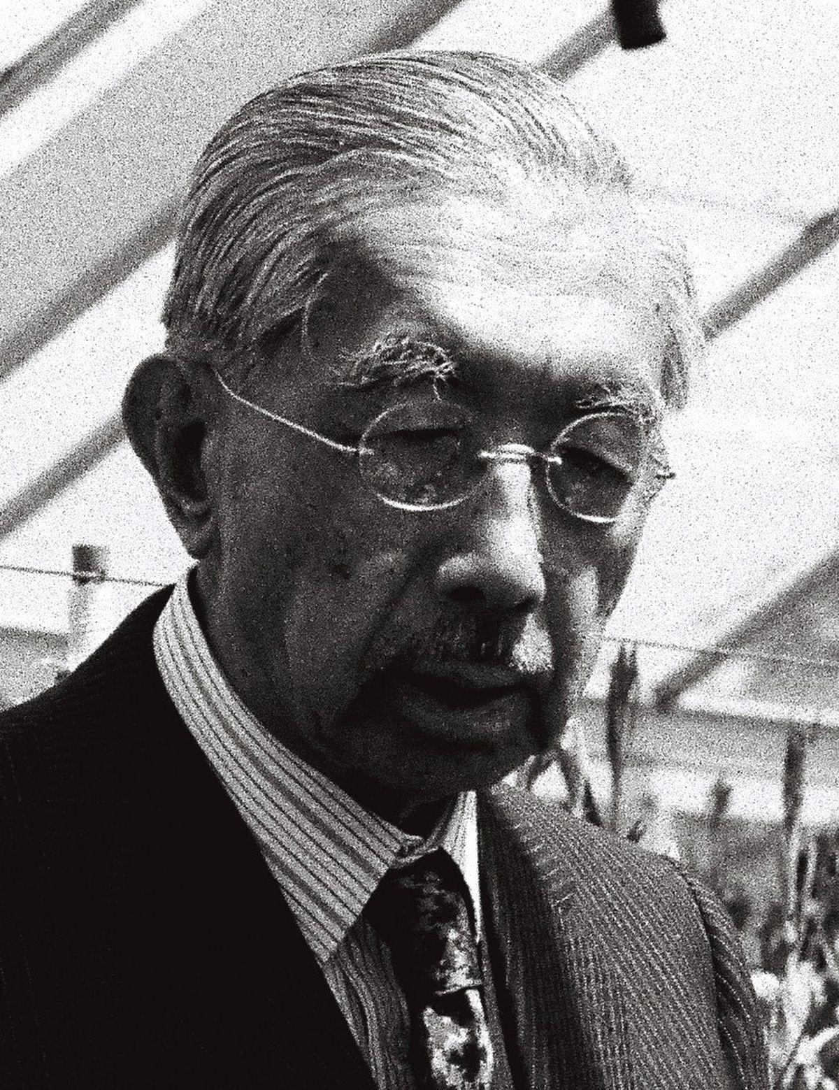 写真・図版 : 1979年5月、全国植樹祭に出席のため愛知県を訪れた昭和天皇=朝日新聞社