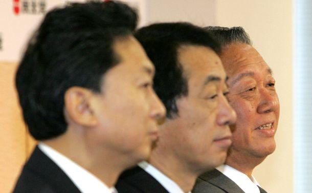 国家戦略局が沈み、小沢一郎幹事長が浮かんだ