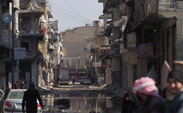 奪還から1年半、シリア北部を行く