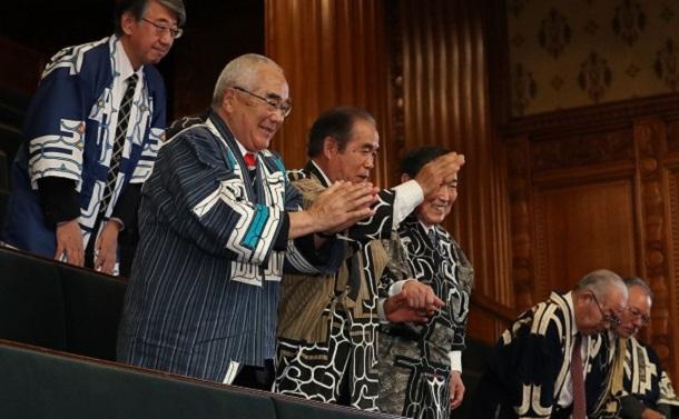 「アイヌ新法」は先住民運動から学んでいない