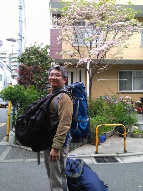 写真・図版 : 熊本地震の支援に向かう=三宅邦明さん提供