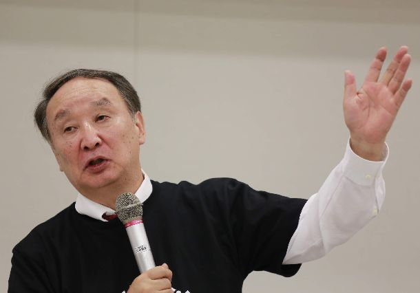 写真・図版 : 経済学者の金子勝・立教大大学院特任教授