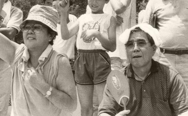 野村克也氏が語る妻・沙知代と生きた人生