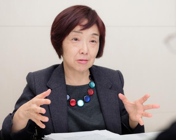 写真・図版 : フリージャーナリスト、小林恭子さん