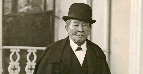 写真・図版 : 渋沢栄一(1840―1931)