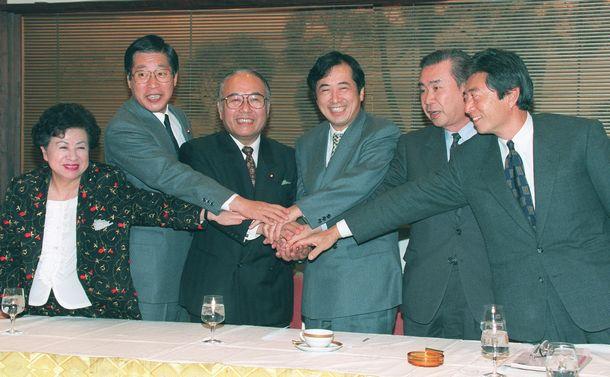変な党名から見えた細川護熙氏の新・新党への執念