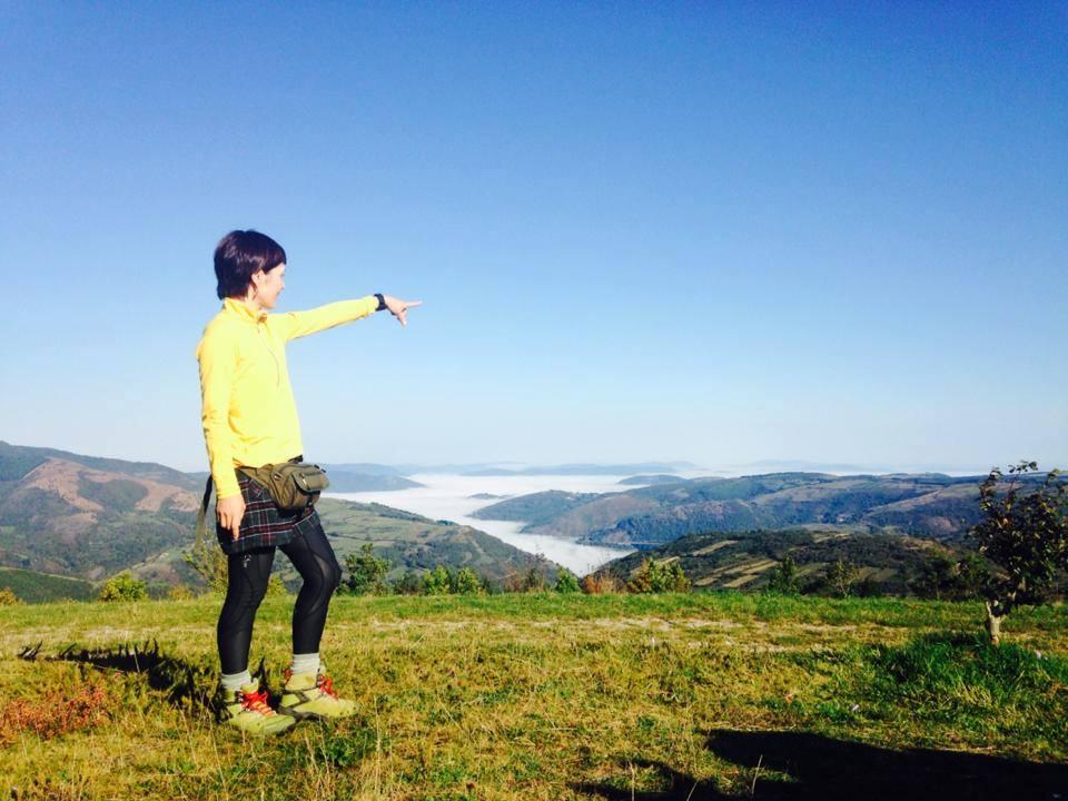 写真・図版 : スペイン700キロを歩いて考えた地域の魅力とは?=南雲朋美さん提供