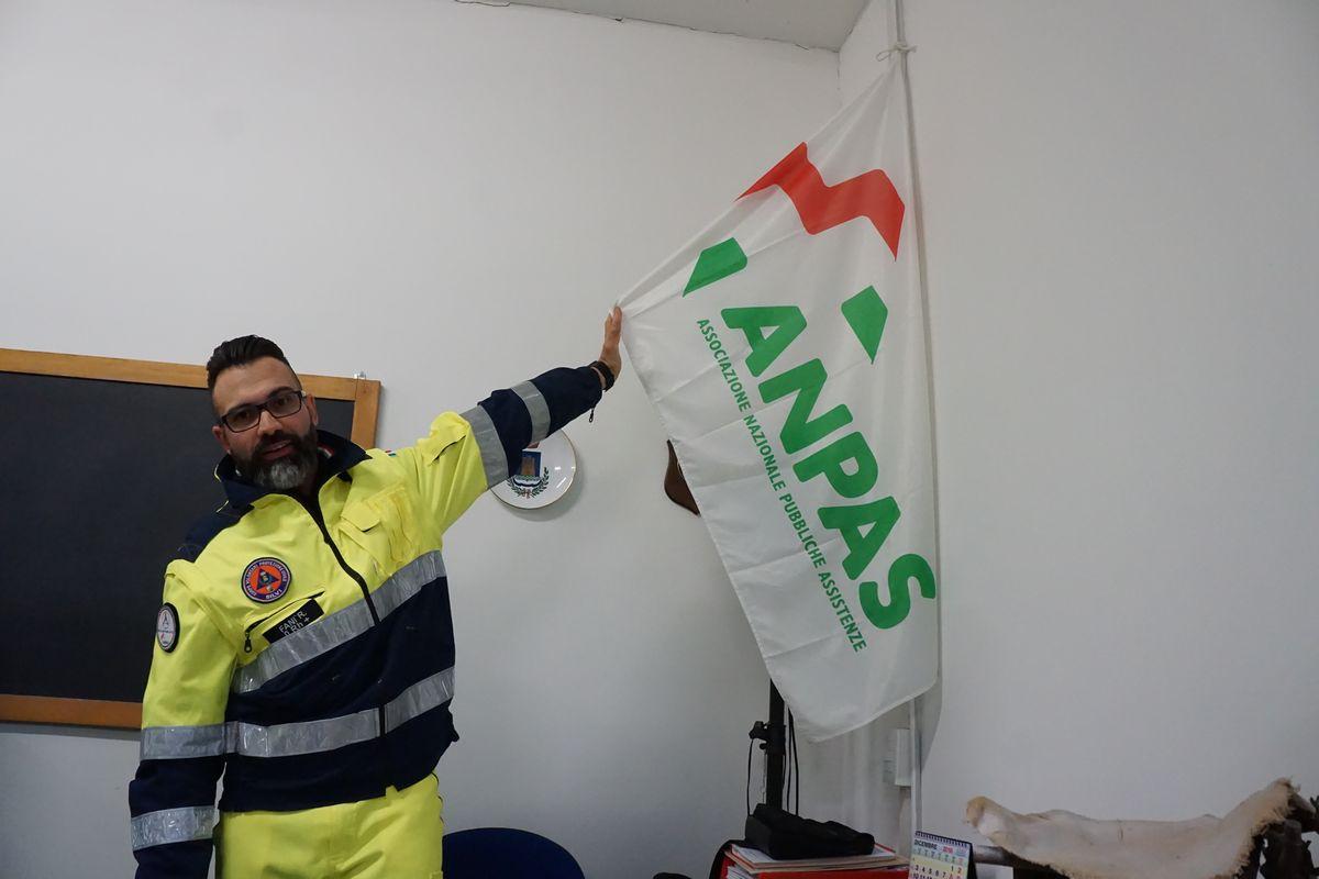 写真・図版 : NPO「ANPAS」の登録ボランティア数は、イタリア全土で約10万人、 年間予算1570億円=2018年12月17日