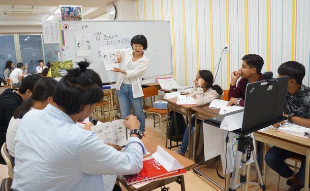 外国人の日本語教育、地域により大きな格差