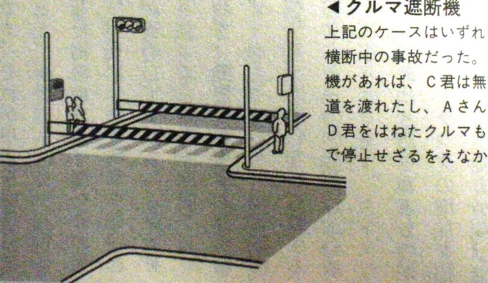 写真・図版 : 【イラスト2】杉田聡『クルマを捨てて歩く!』(講談社+α新書、191頁)より=筆者提供