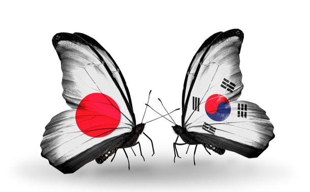 「正義」の日本、「強者」の韓国