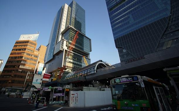 渋谷駅周辺再開発と3度目の五輪を前に蘇る渋谷川