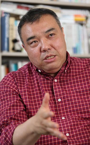 写真・図版 : 中野晃一・上智大学国際教養学部教授