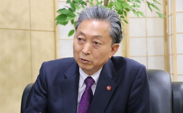 鳩山由紀夫氏が語る北朝鮮・韓国・ロシアと日本