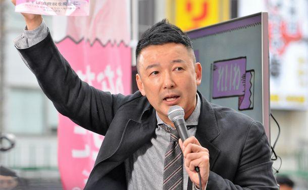 中島岳志の「野党を読む」(3)山本太郎