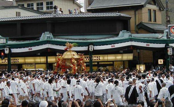 令和元年、祇園祭は1150年を迎える