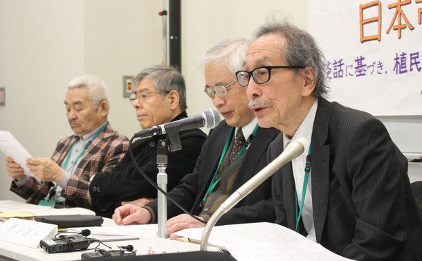 「日韓の亀裂の修復」を和田春樹さんと考える