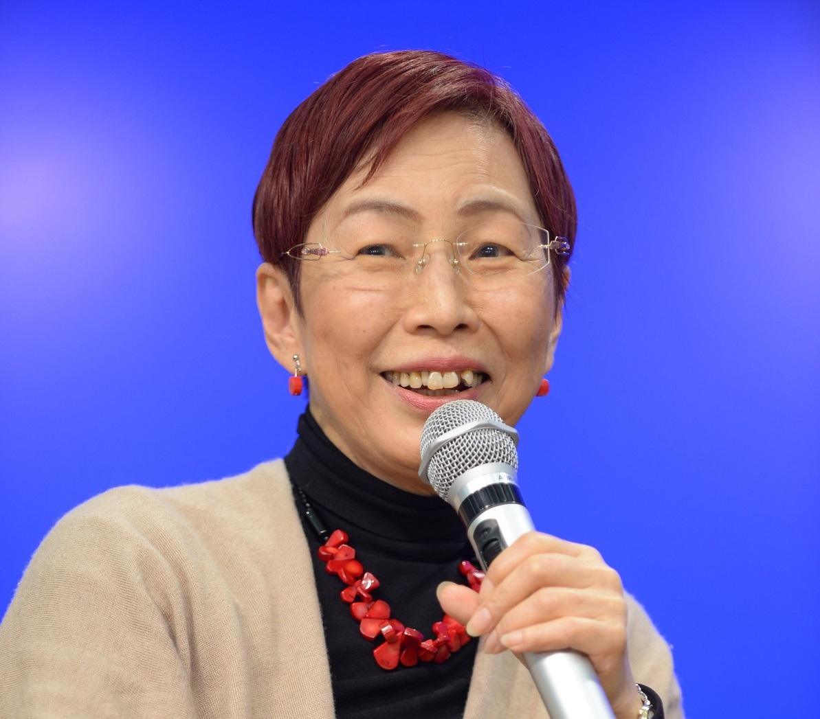 写真・図版 : 対談で語る上野千鶴子