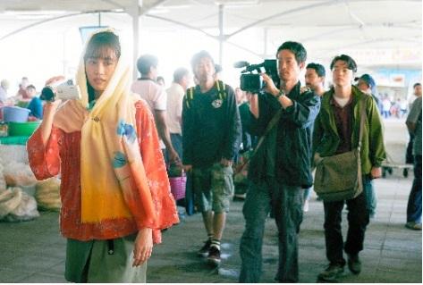 黒沢清監督『旅のおわり世界のはじまり』=提供・東京テアトル