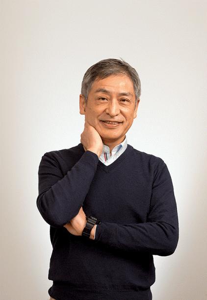 写真・図版 : スマートニュースフェローの藤村厚夫さん=同社提供