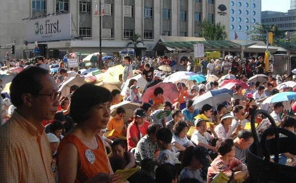 香港に迫る「社会信用システム」の悪夢