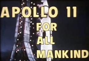 写真・図版 : ビデオ「Apollo 11: For All Mankind」