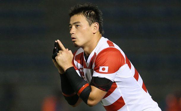 五郎丸が語る多国籍なラグビー日本代表