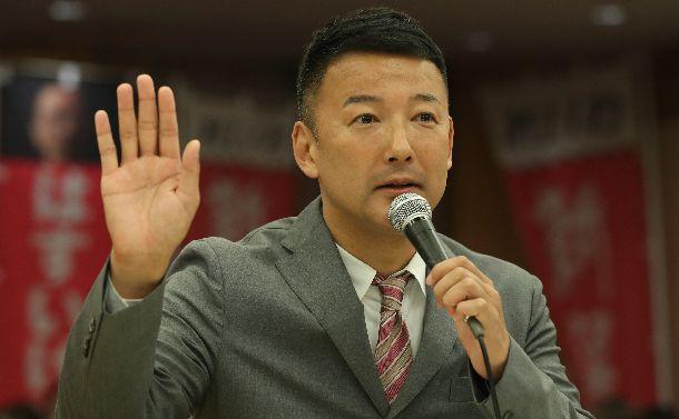 大躍進し損ねた山本太郎・れいわ新選組に必要な事