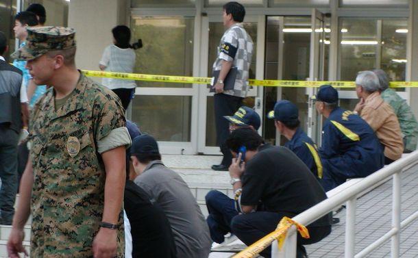 民有地で起きた米軍規制 沖縄の記者が抱える屈辱