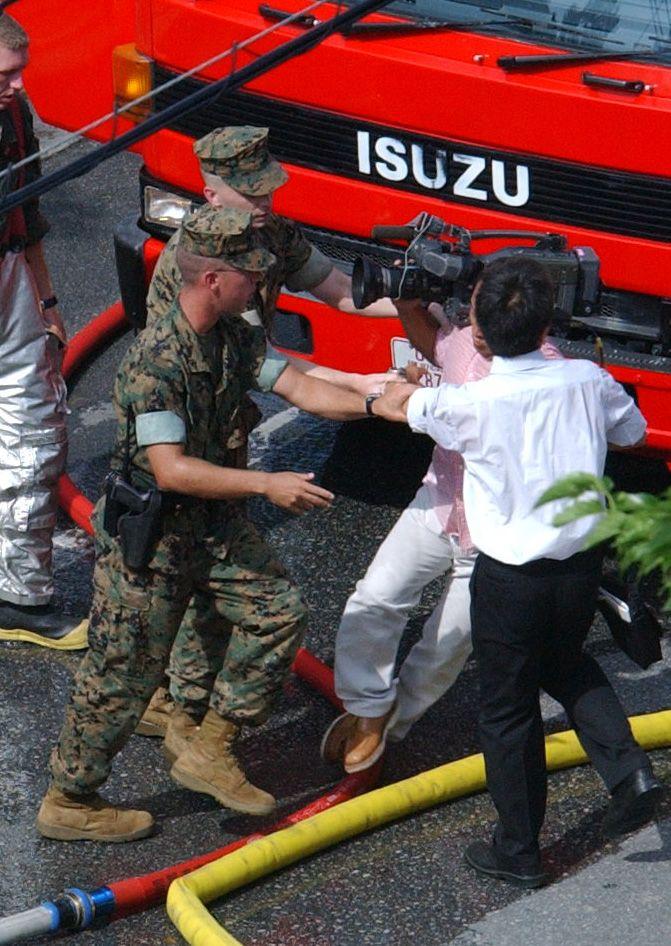 沖縄の記者が抱える屈辱①