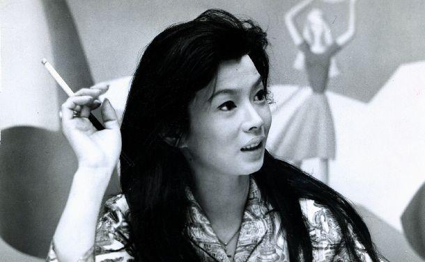 日本初の国際女優・谷洋子の愛と勇気の人生(上)