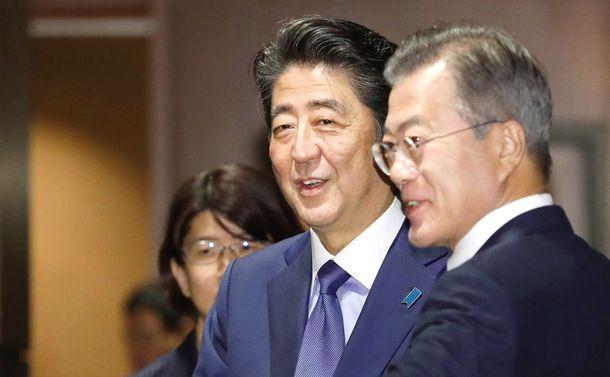 日韓関係修復には早期の首脳会談が必要だ