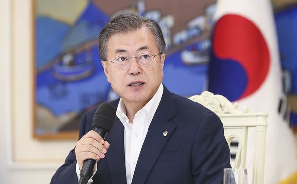 日本批判キーワードを封印した文在寅