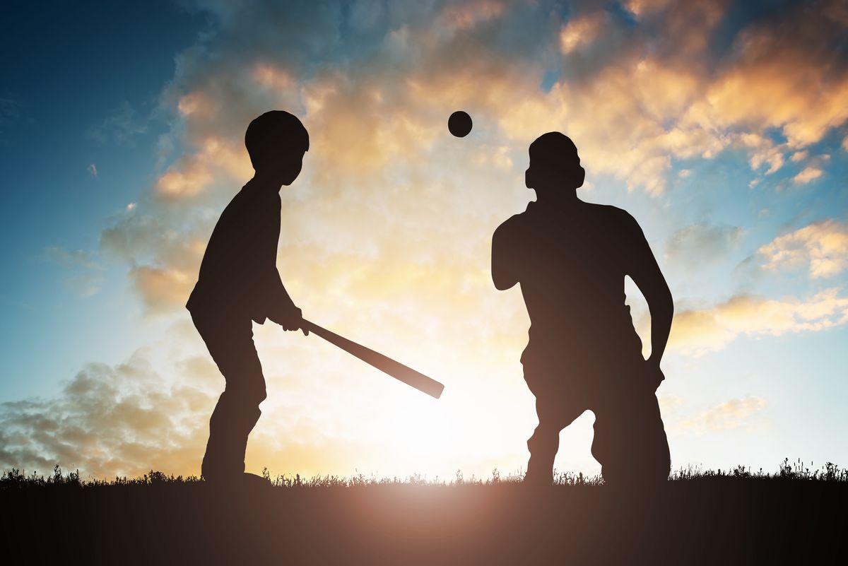 星野君の二塁打
