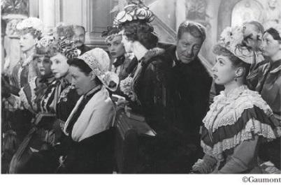 マックス・オフュルス監督『快楽』(1952)
