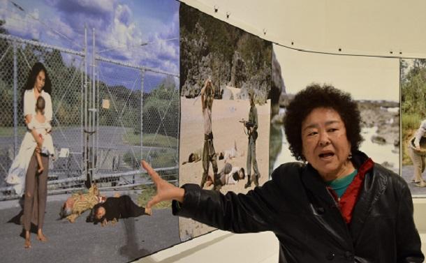 [151]ディープな石川真生の写真展