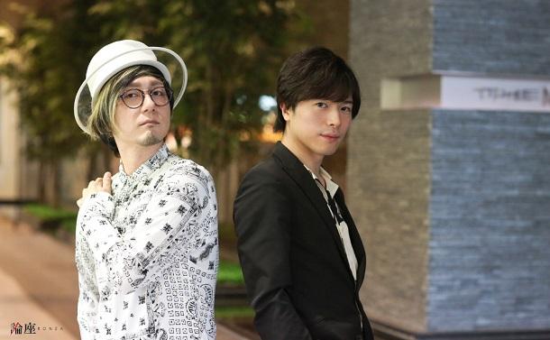 写真・図版 : 大井健(右)&中村匡宏=水本克美〈桑島写真スタジオ〉撮影