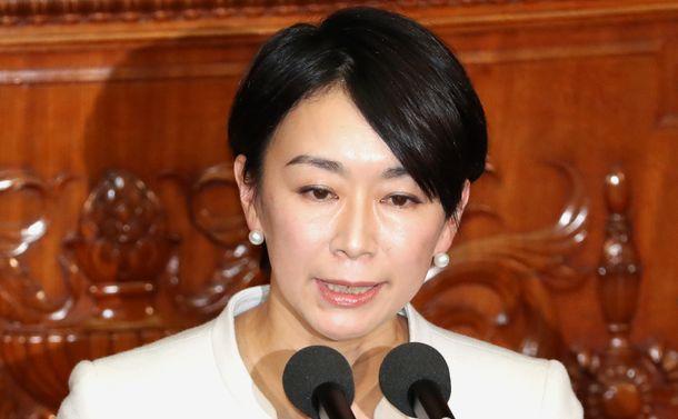 写真・図版 : 立憲民主党の山尾志桜里衆院議員