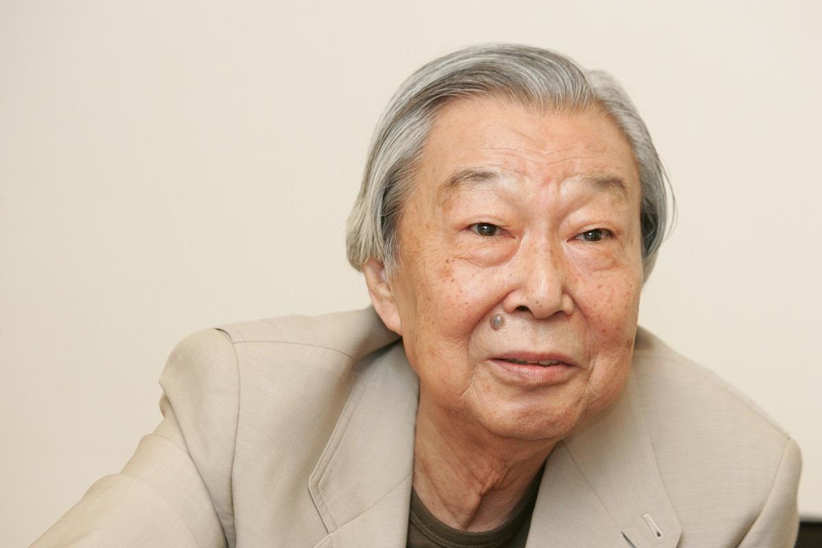 写真・図版 : 小沢昭一さん(1929~2012)。映画や舞台、放送と幅広く活躍し、大道芸、放浪芸の研究にも力を注いだ
