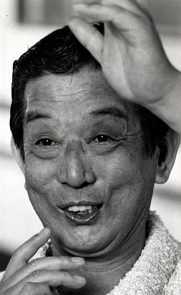 写真・図版 : 檜瑛司さん(1923~96)