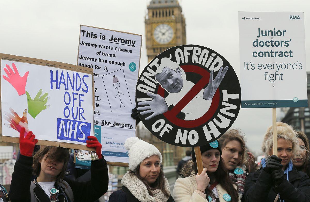 イギリスの医療