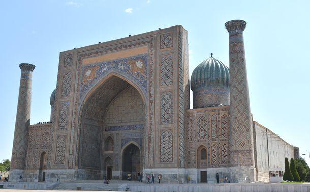 中央アジアの親日国ウズベキスタン