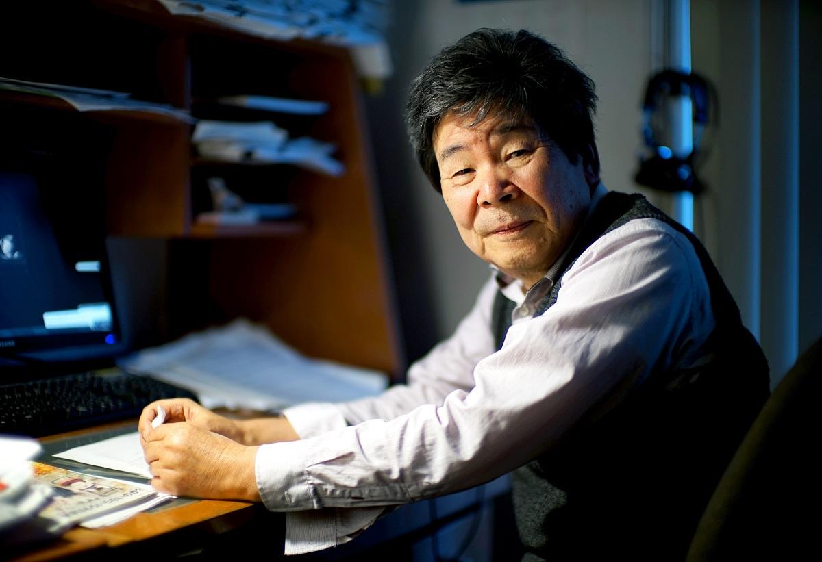 高畑勲さん(1935―2018)