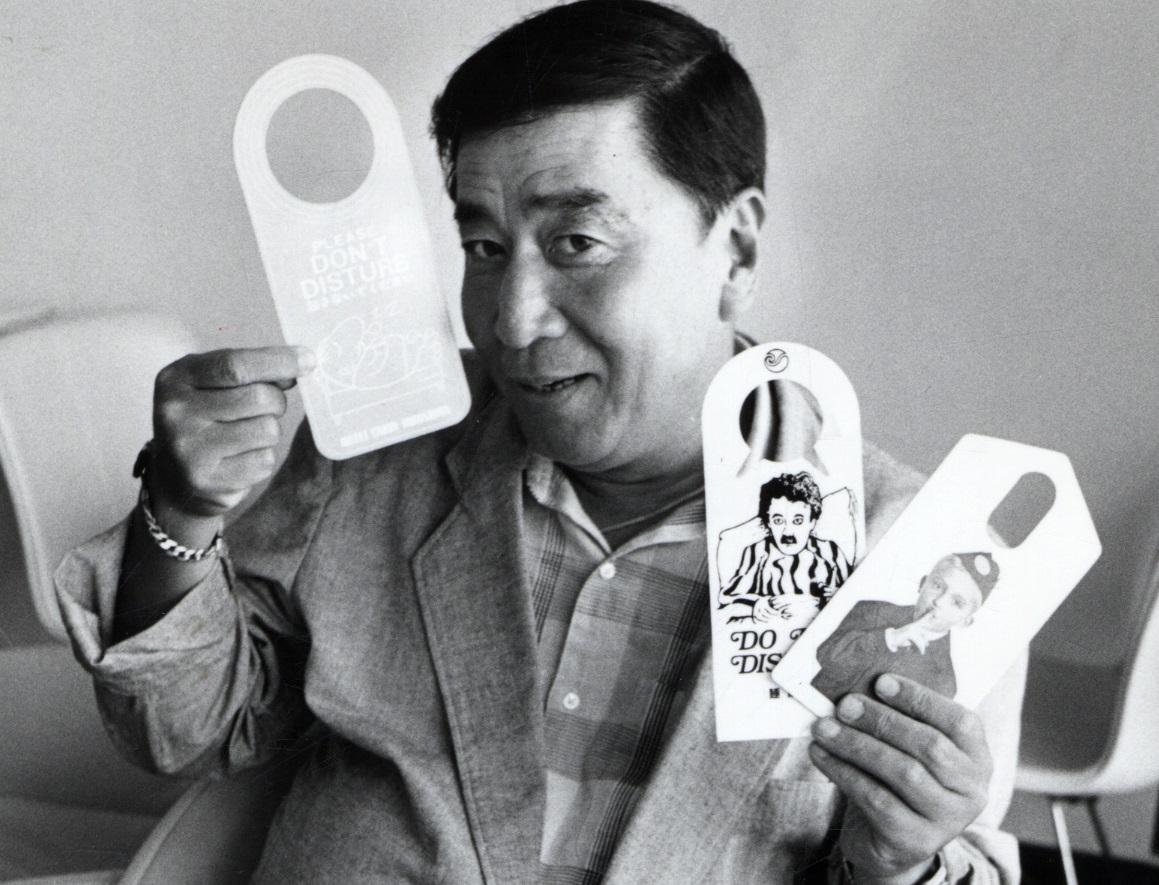 写真・図版 : 「夜のヒットスタジオ」の司会者で人気を博した前田武彦さん