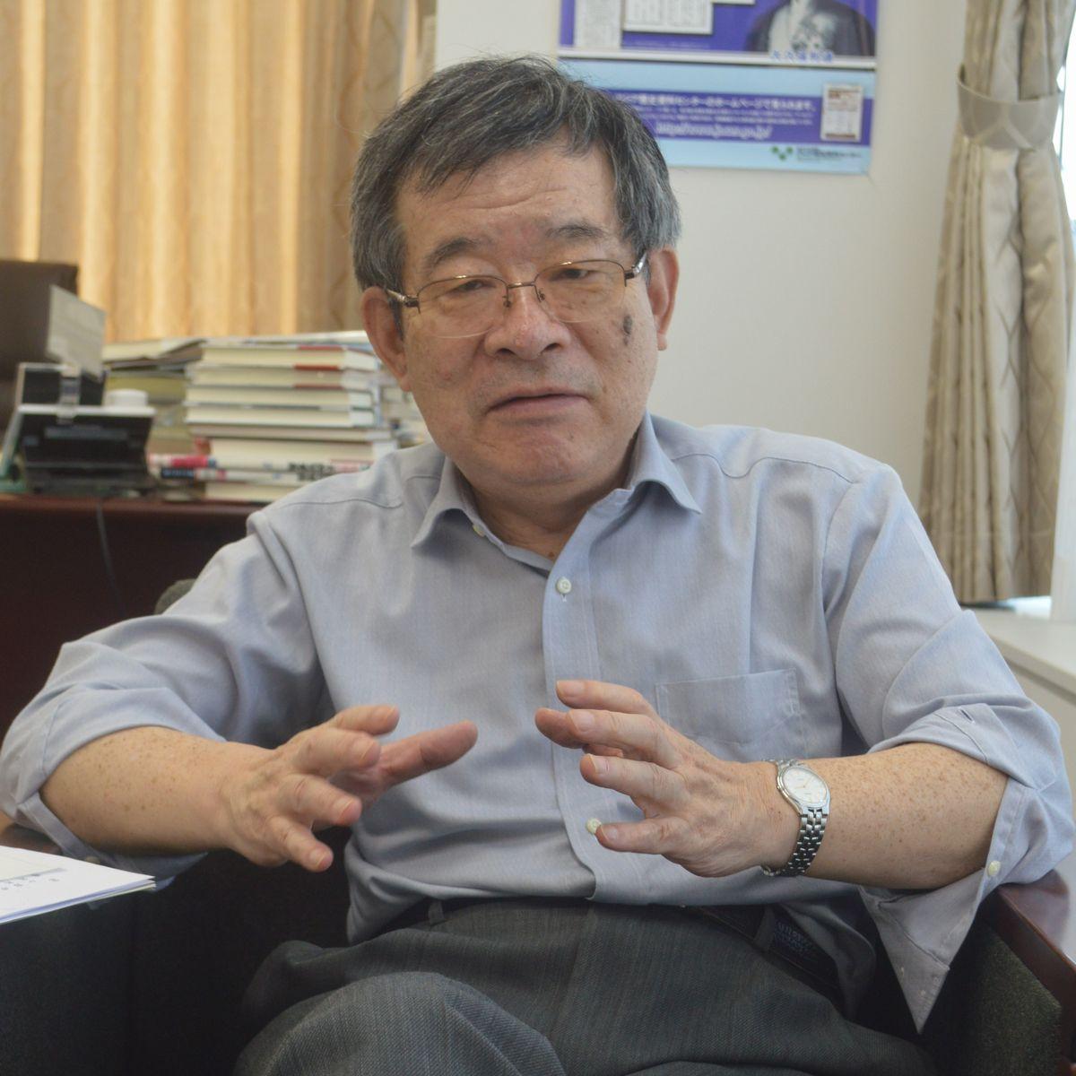 写真・図版 : 波多野澄雄・筑波大学名誉教授(日本政治外交史)
