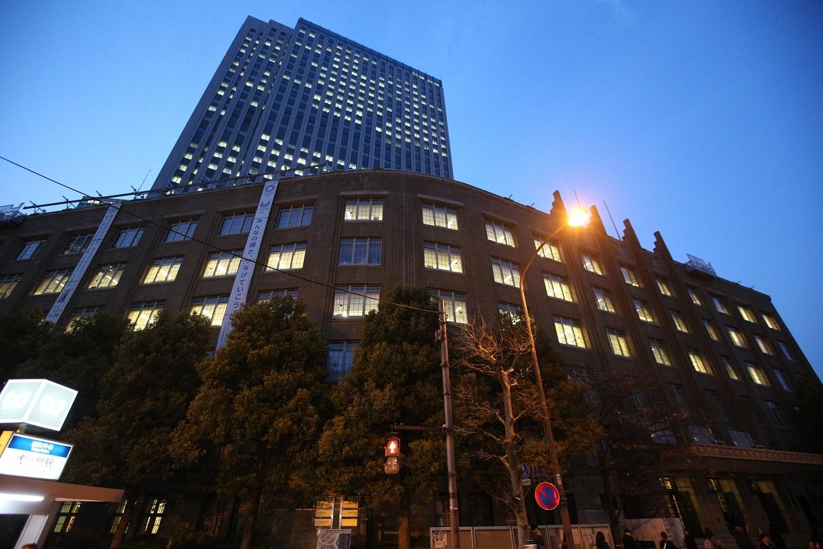 写真・図版 : 文部科学省の入る中央合同庁舎7号館
