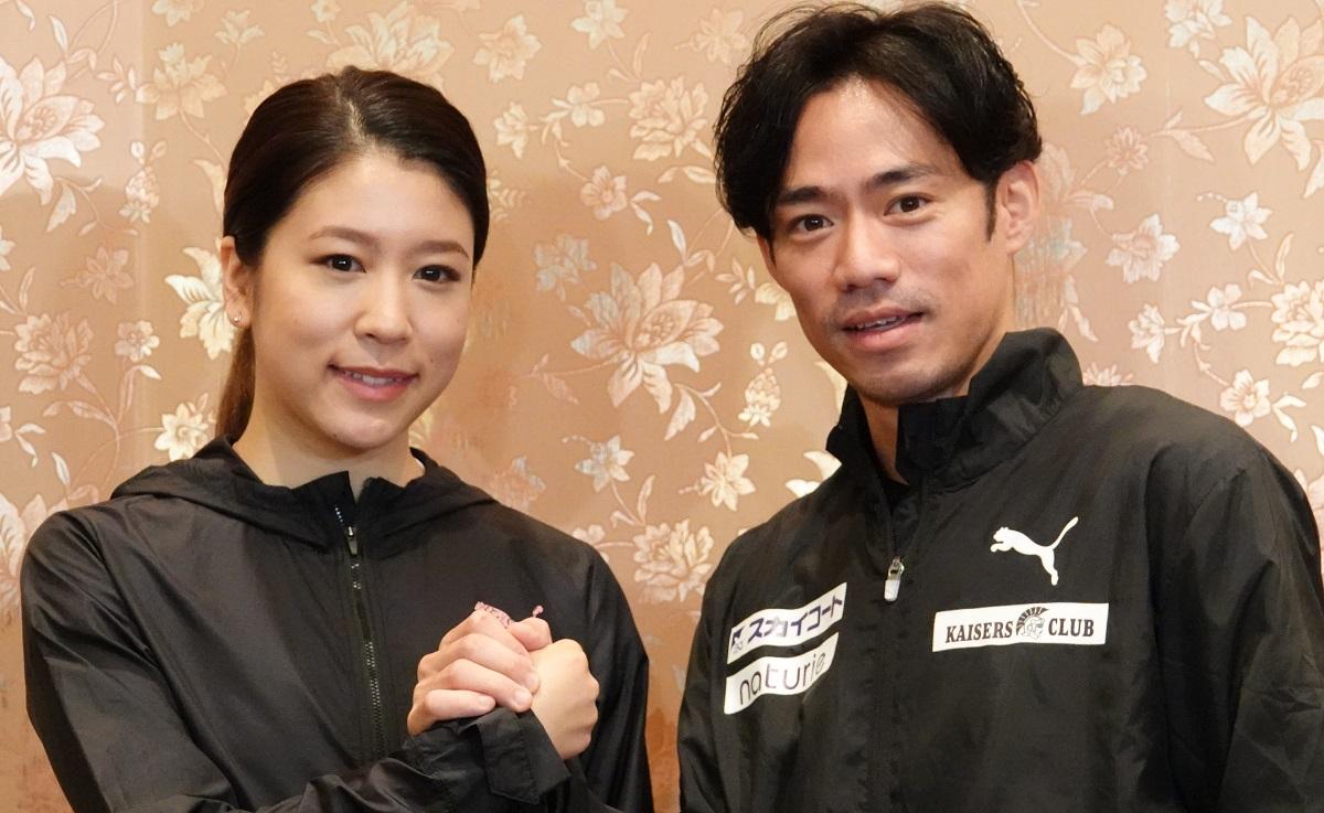 村元哉中(かな)とアイスダンスチームを結成し、22年北京オリンピックを目指すという