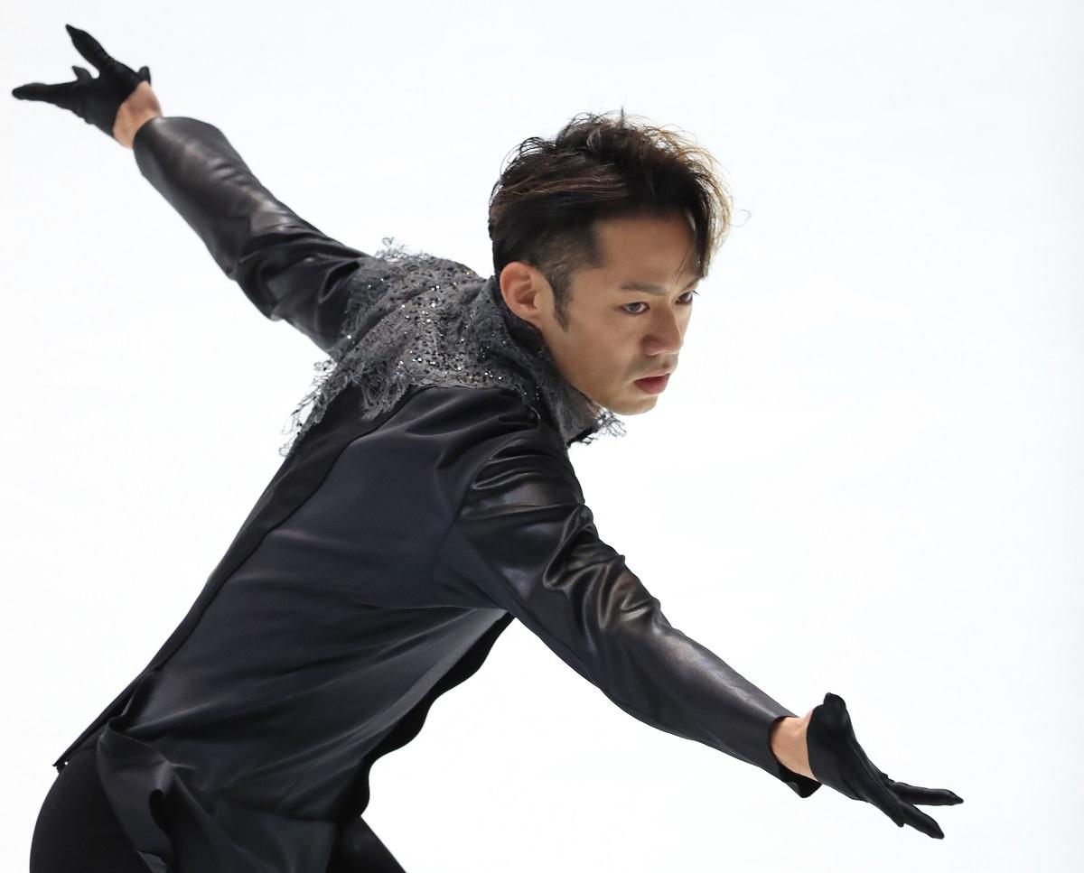 写真・図版 : 高橋大輔の表現力はかねて世界一と称えられてきた
