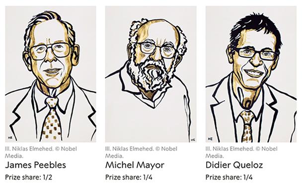 続・驚いてホッとした2019年ノーベル物理学賞