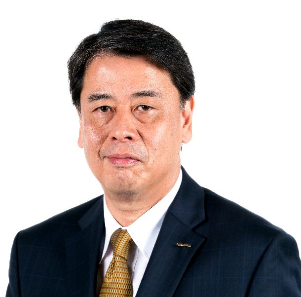 写真・図版 : 新社長になった日産自動車の内田誠氏=同社提供